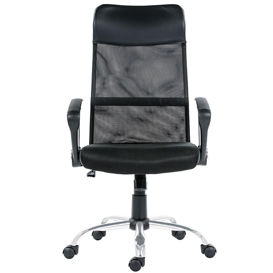 Kancelářská židle Tennessee, černá