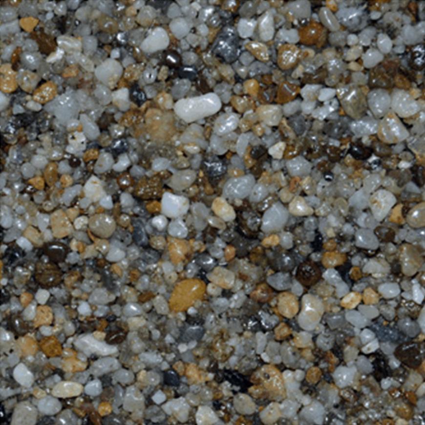 Říční kamínky oblé 2-4 mm