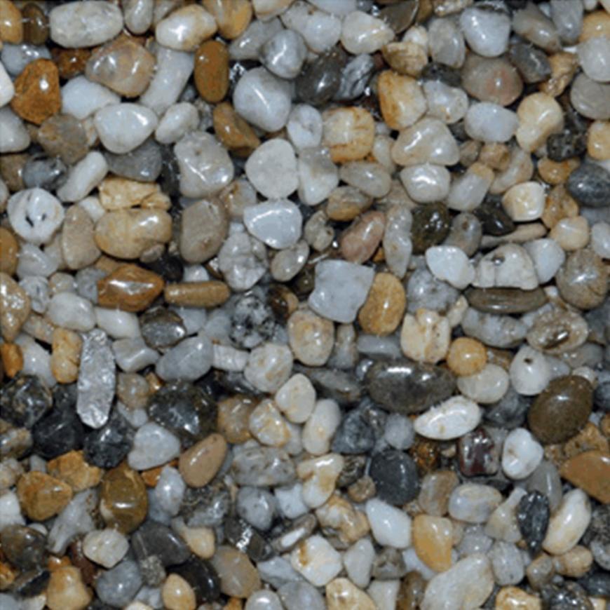 Říční kamínky oblé 4-6 mm