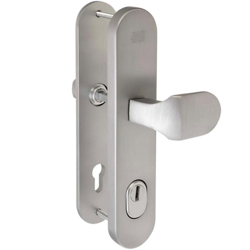 Bezpečnostní Kování BK325/72 IROX