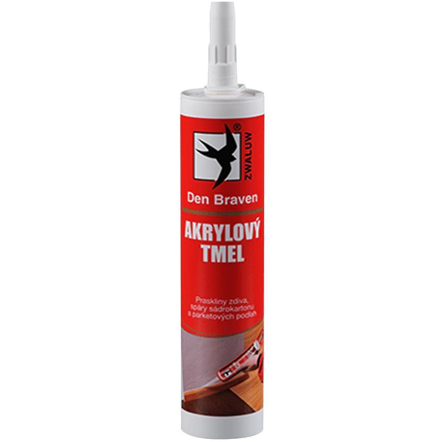 Akrylový tmel šedá 310 ml