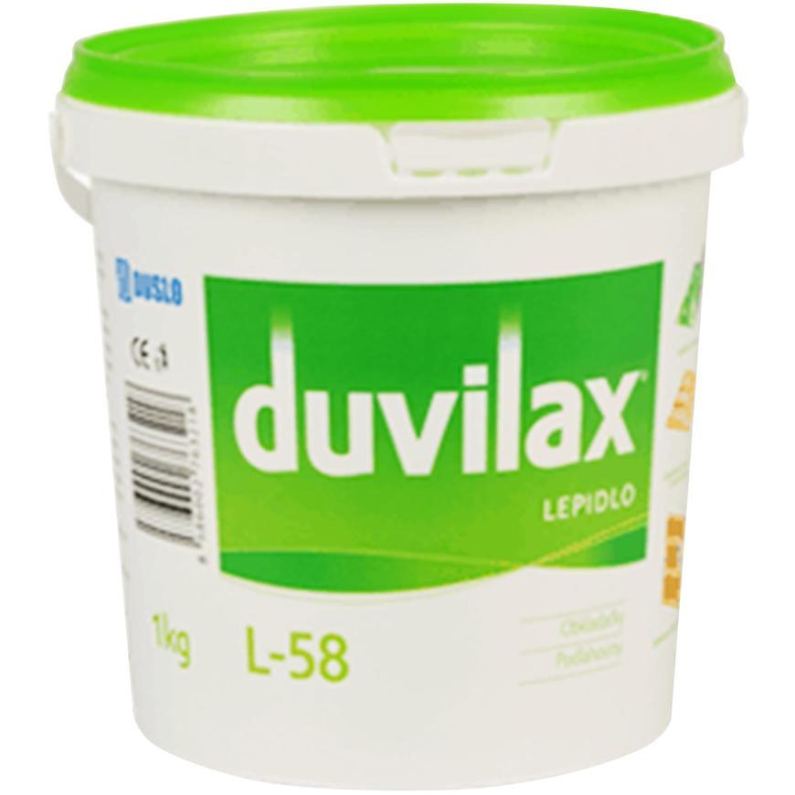 Duvilax L-58 lepidlo na podlahoviny 1 kg