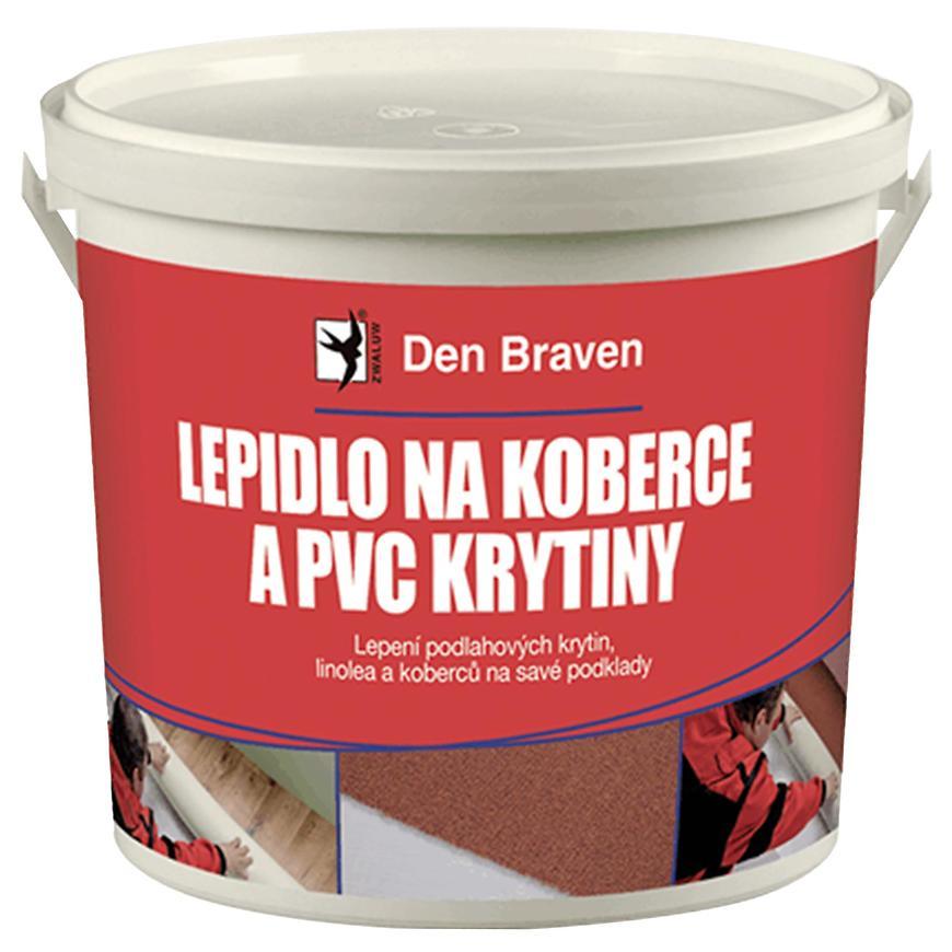 Lepidlo na koberce a PVC krytiny 1 kg
