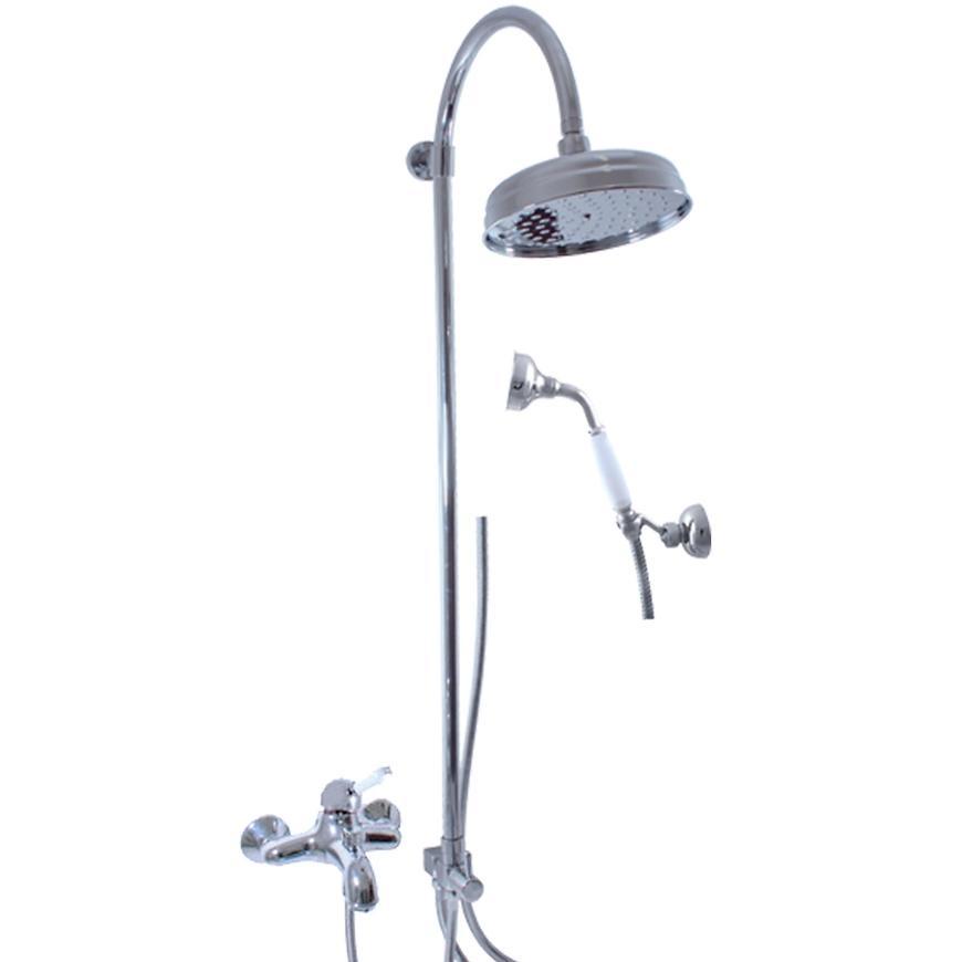 Sprchový komplet nástěnný LABE L554.5/3