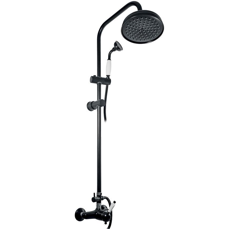 Sprchový komplet nástěnný LABE L581.5/3CMATC