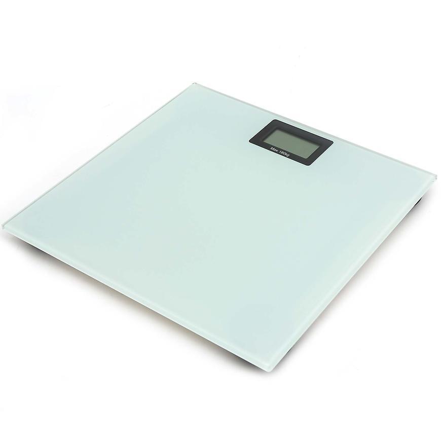 Osobní Váha Omega Scales White 43693 OBSW