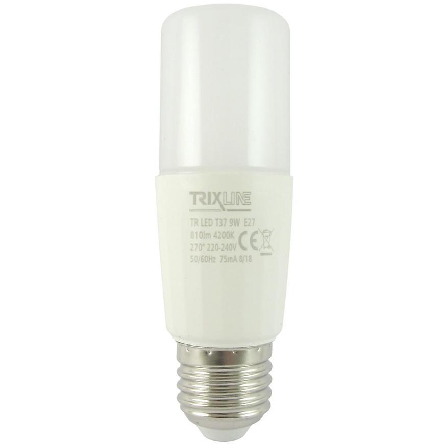 LED žárovka 9W E27 T37 2700K