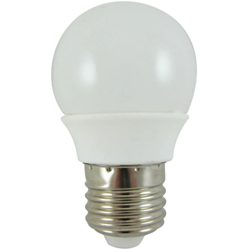 Žárovka BC 4W TR LED E27 G45 2700K Trixline
