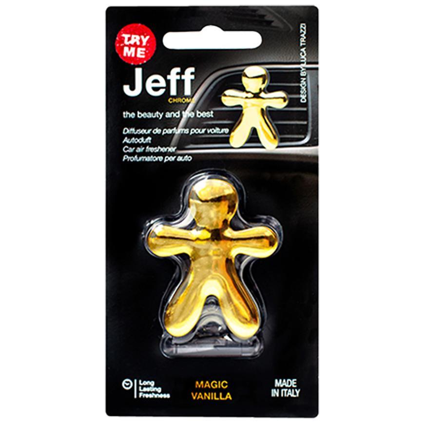 Osvěžovač Jeff Vanilla Gold
