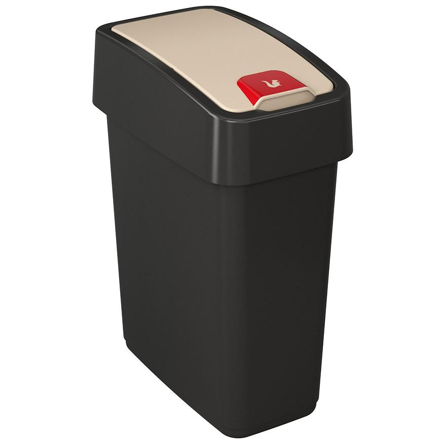 Odpadkový koš s víkem 10L