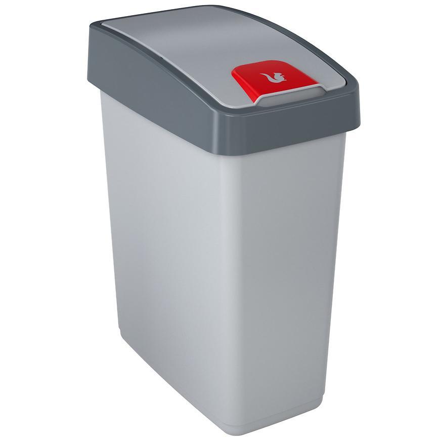 Odpadkový koš s víkem 25L