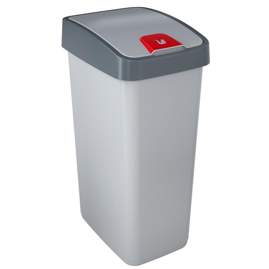 Odpadkový koš s víkem 45L