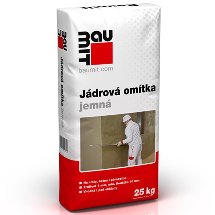 Baumit Jádrová omítka jemná 25 kg