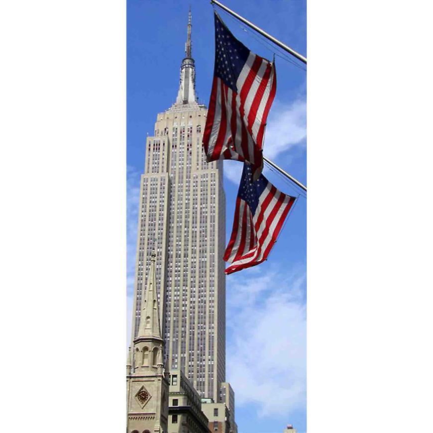 Dekor skleněný - Empire State Building 20/50