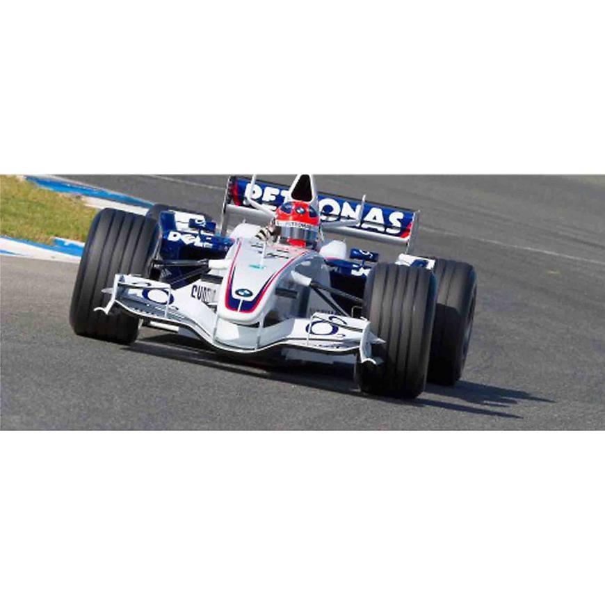 Dekor skleněný - F1 Kubica 20/50