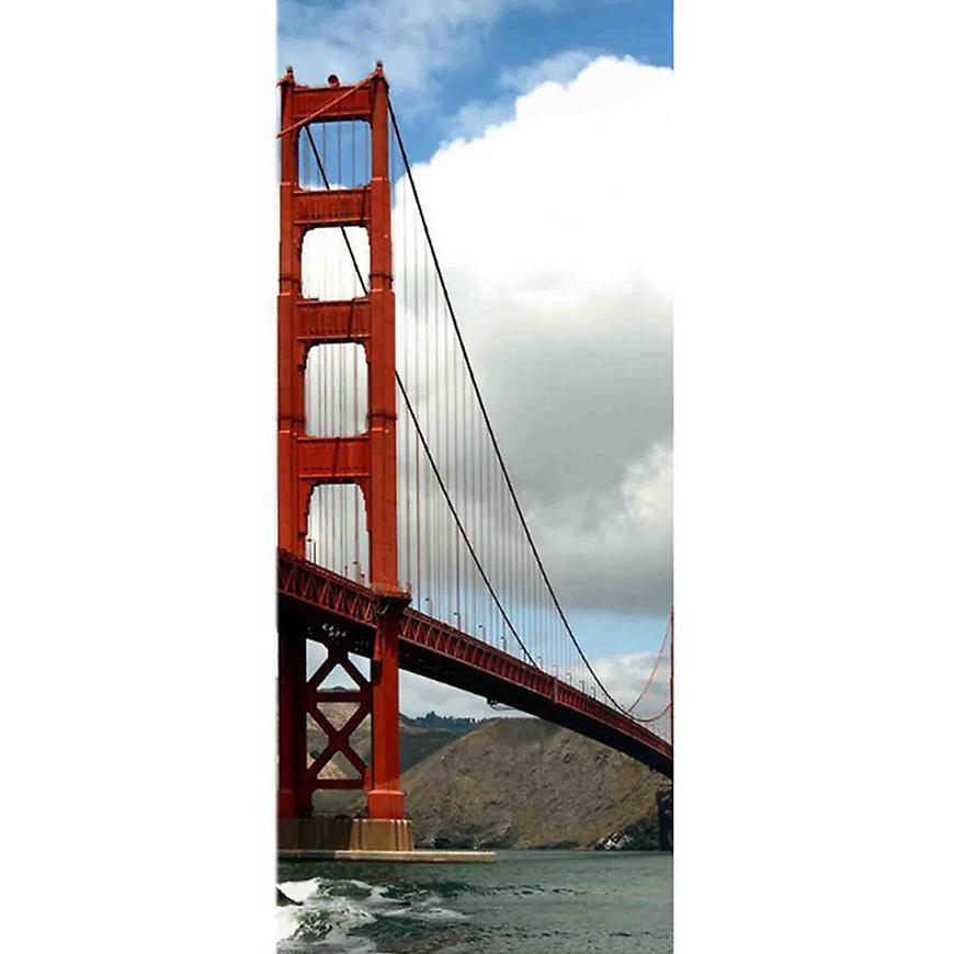 Dekor skleněný - Golden Gate 20/50