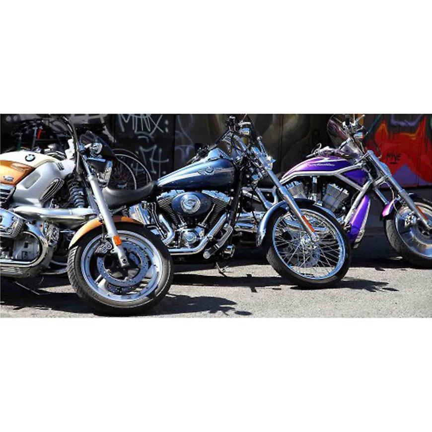 Dekor skleněný - motocykly 20/50