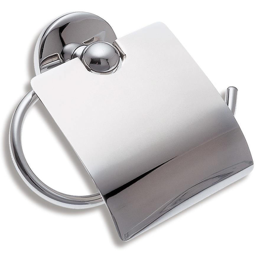 Držák toaletního papíru s krytem METALIA 1 6138,0