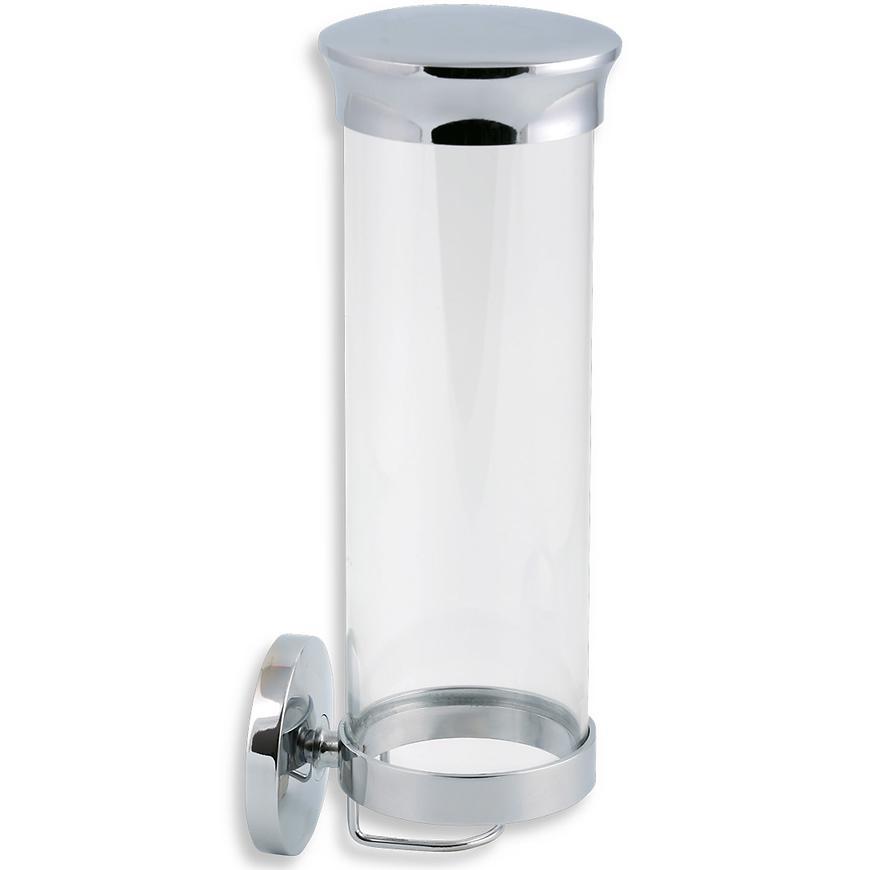 Zásobník na kosmetické tampony sklo METALIA 1 6172,0