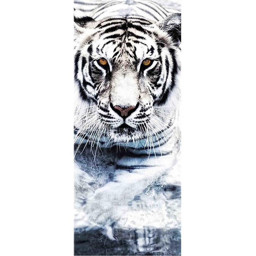 Dekor skleněný - tygr 20/50