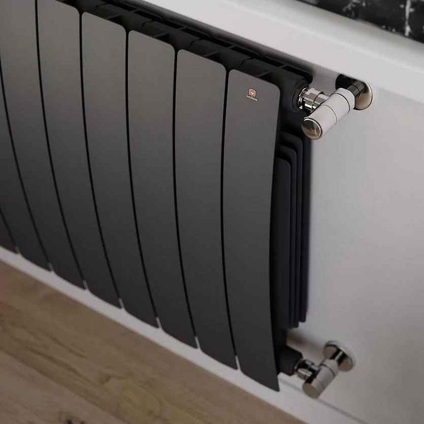 Radiátor Camber metallic black 575/800