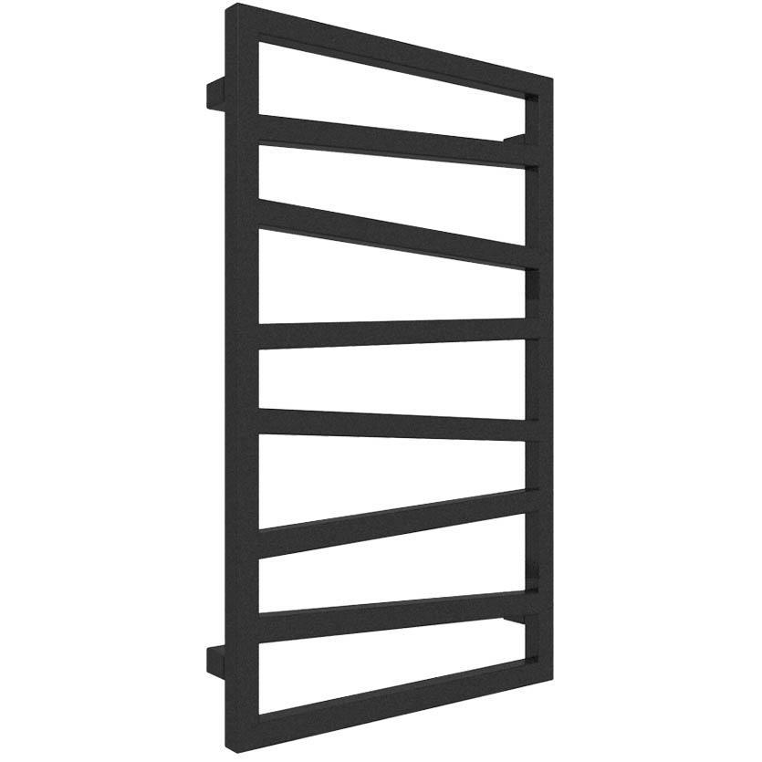 Koupelnovy radiátor Zigzag metallic black 835/500