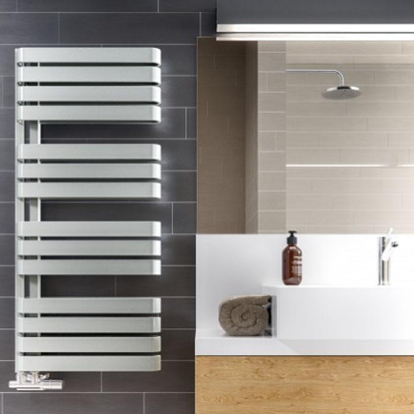 Koupelnovy radiátor Warp S RAL 1110/500