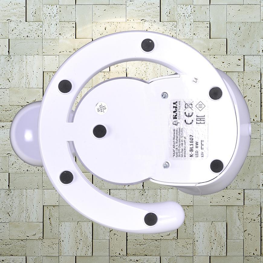 Stolní lampa Pes K-BL1607 bílá LB1