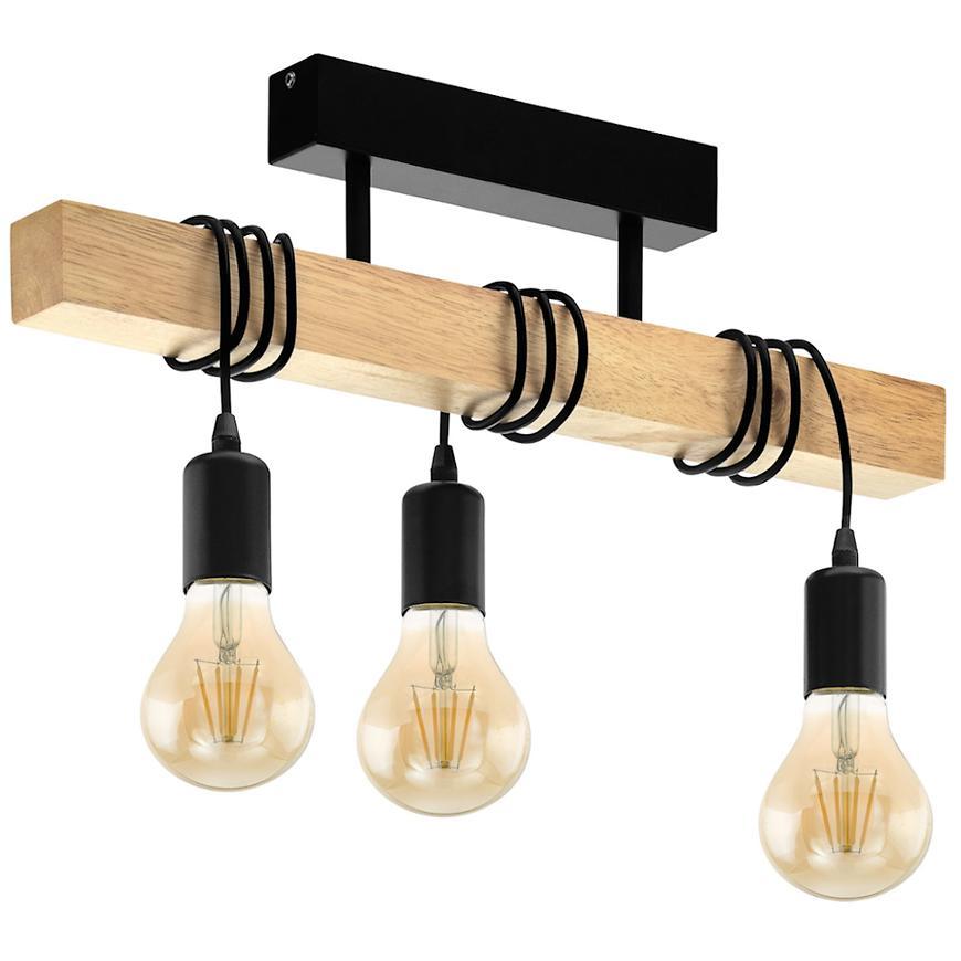 Závěsné svítidlo Townshend Black 32915 LW3