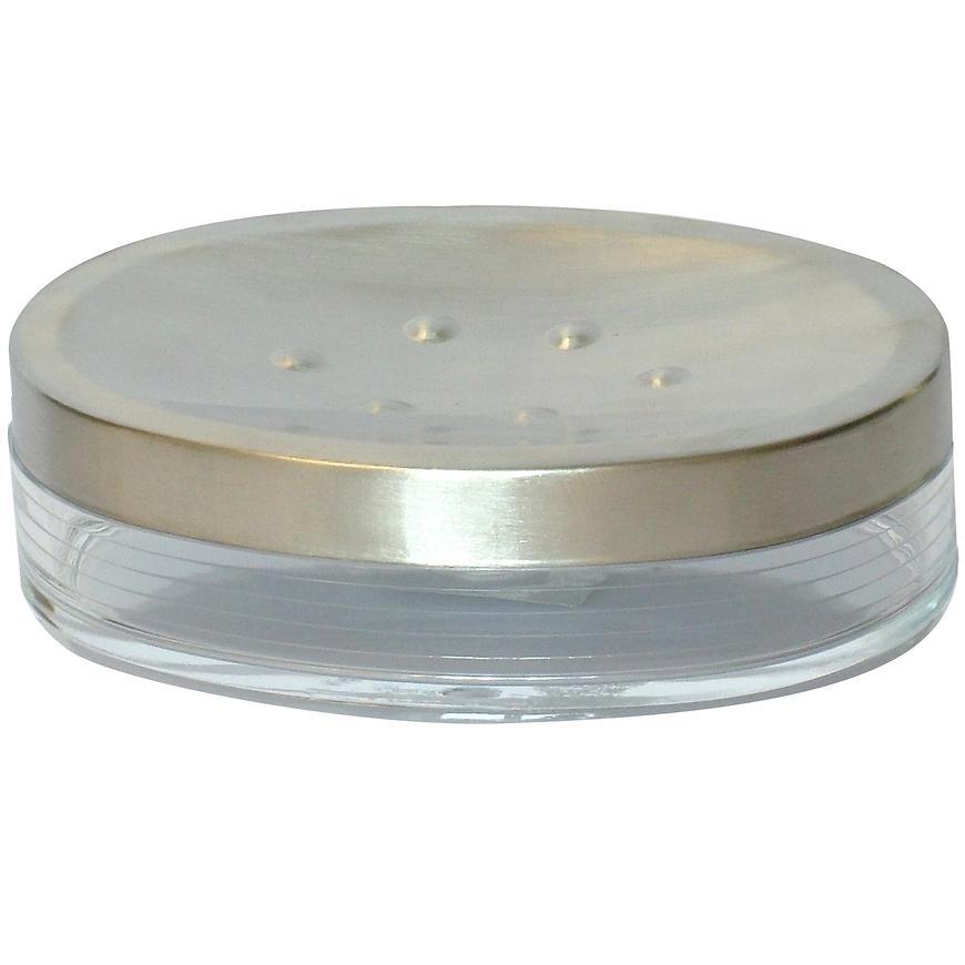 Krabička na mýdlo vincenzo průsvitná