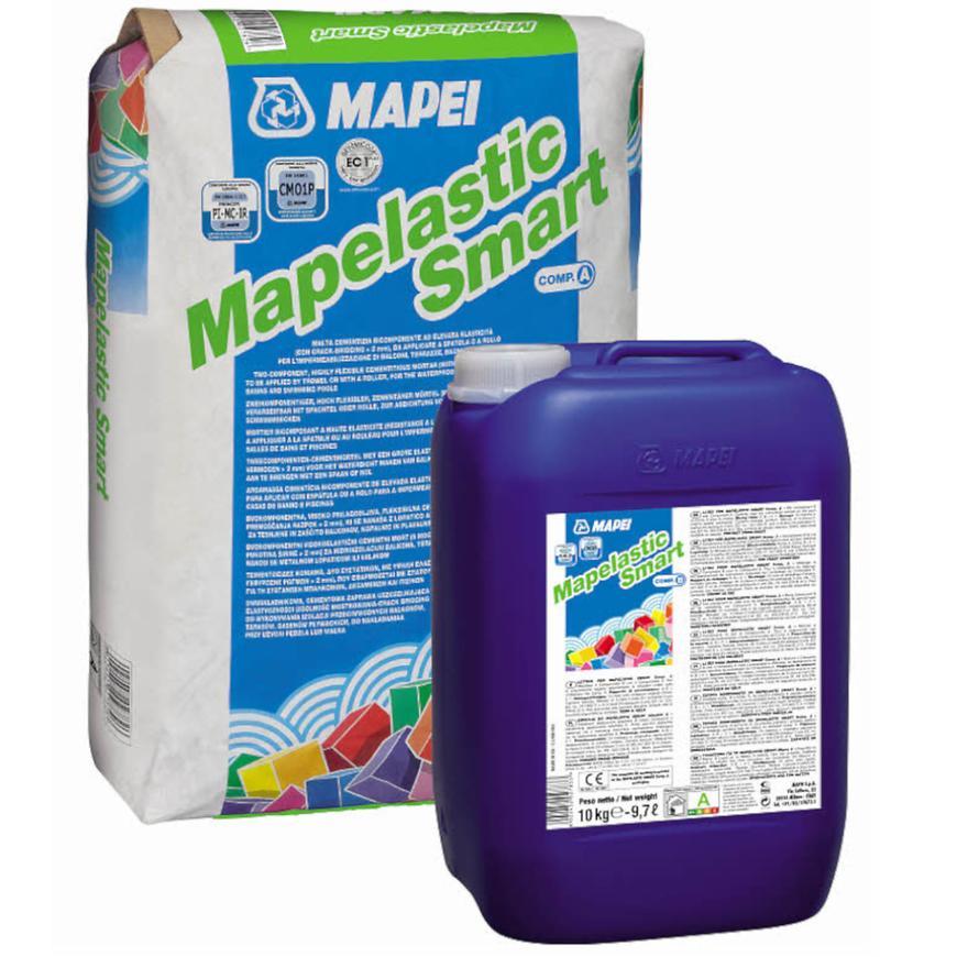 Hydroizolační stěrka Mapelastic Smart /B 10 kg