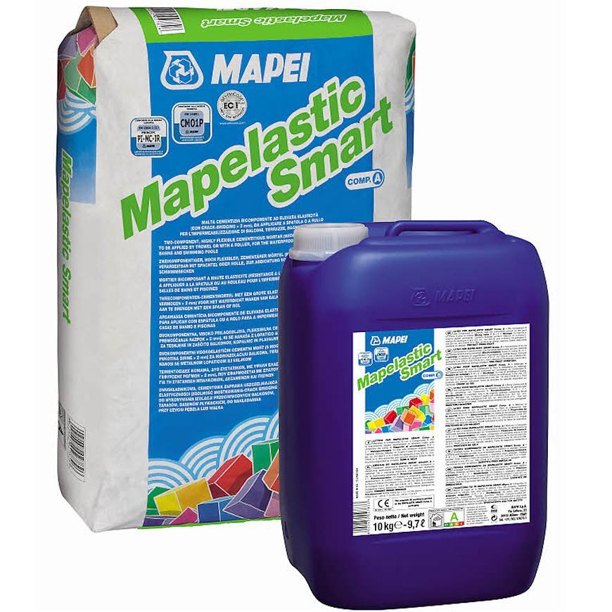 Hydroizolační stěrka Mapei Mapelastic Smart /A+B 30 kg