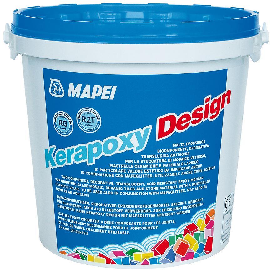 Spárovací hmota Kerapoxy Design 149 sopečný písek epoxidová 3 kg