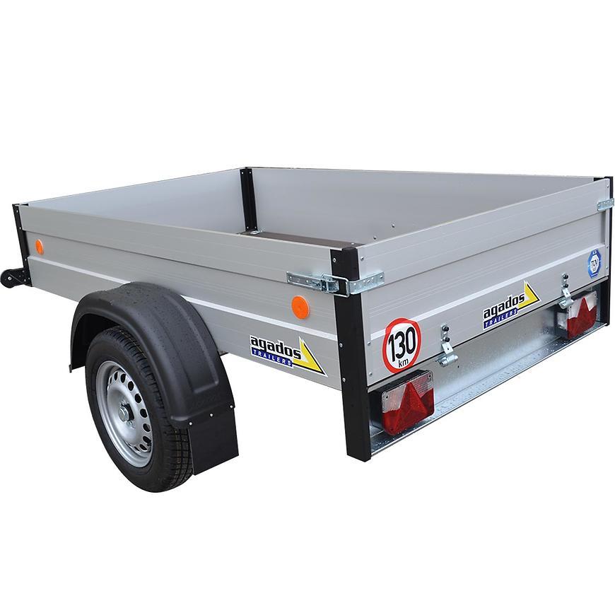 Přívěs ALUX-7, N1 750 kg
