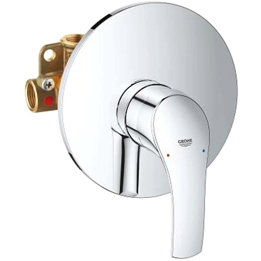 Baterie sprchová podomítková EUROSMART 33556002