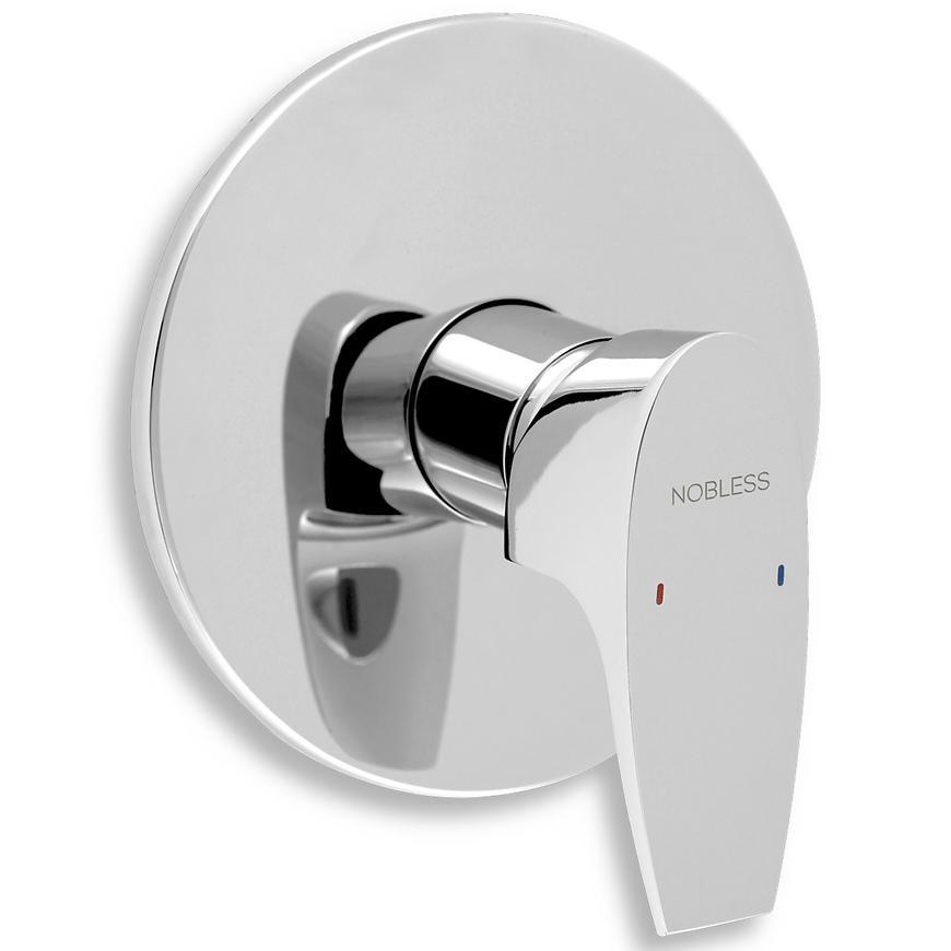 Baterie sprchová podomítková NOBLESS WAT  39050