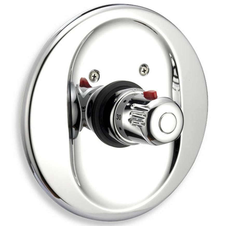 Podomítkový termostat Aquamat chrom NOVASERVIS 2651,0