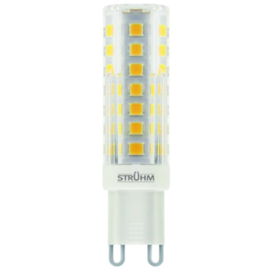 Žárovka LED BOB SMD G9 5,5W 6500K