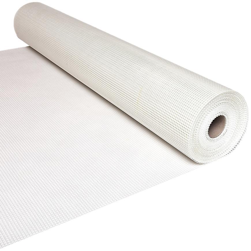 Síćovina 5x5 skelné vlákno 145 bílá 10m2