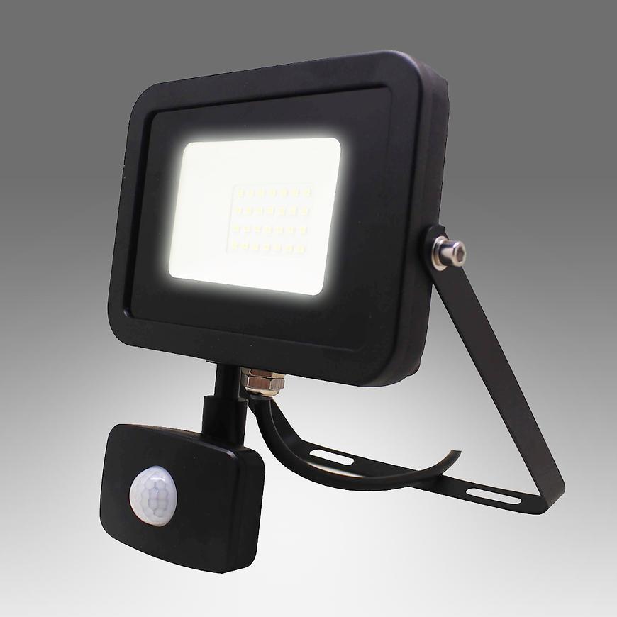 Reflektor LED 10W Pir Floodlight Gao 46987