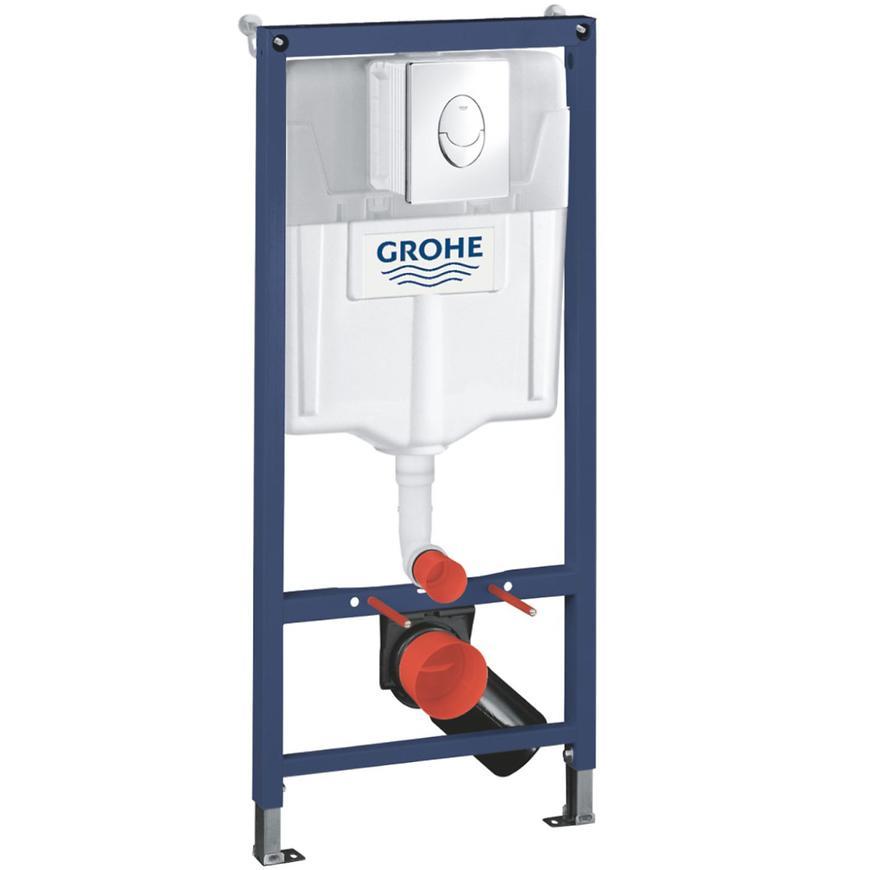Splachovací nádrž pro WC SOLIDO P START