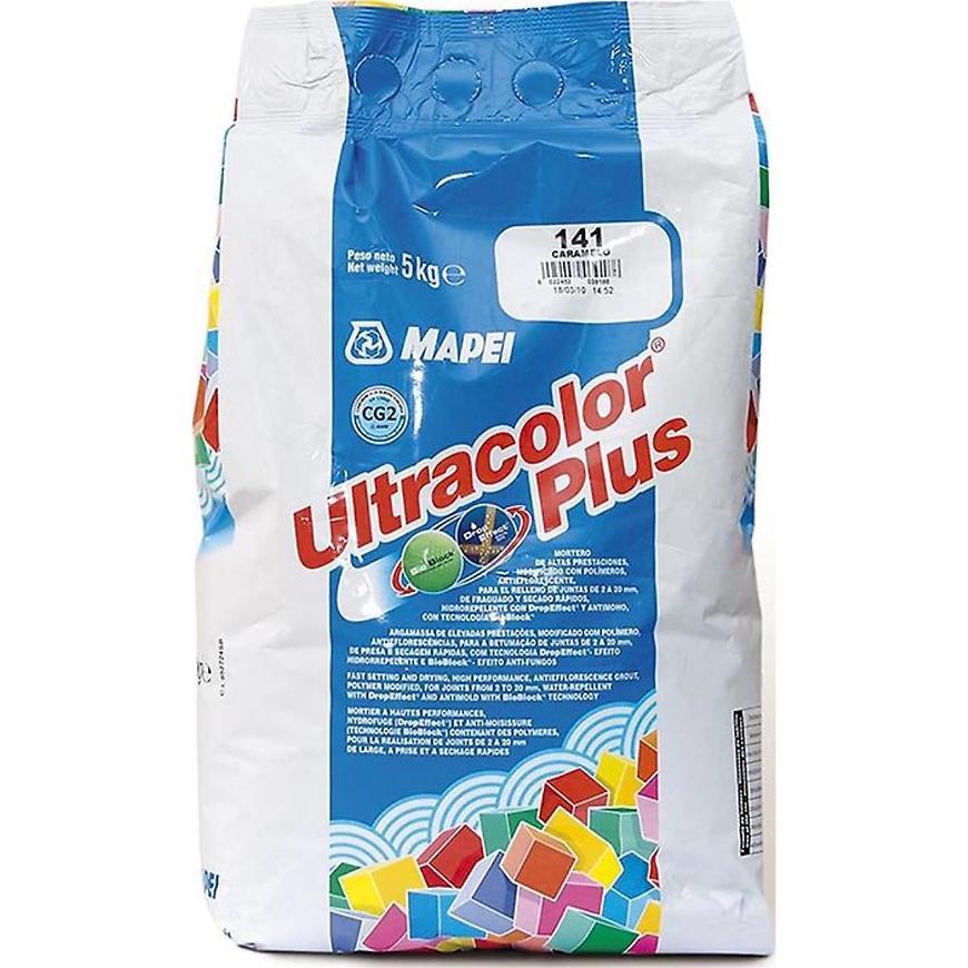 Spárovací hmota Mapei Ultracolor Plus 2 kg 115 říční šedá