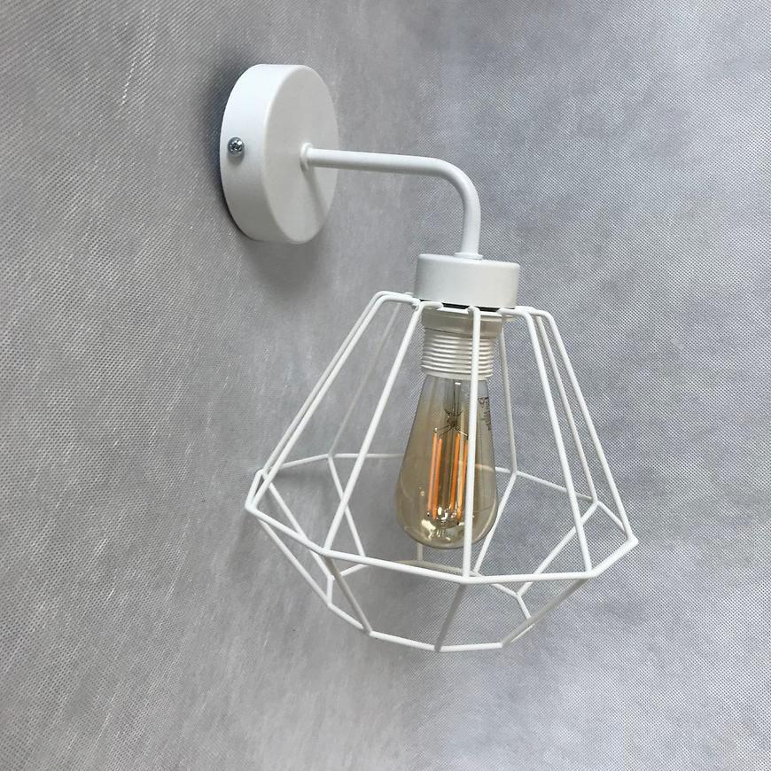 Lampa Diamond white 4306 K1