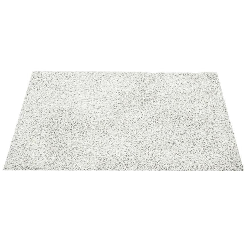 Prostírání PVC, 45x30 cm, bílé