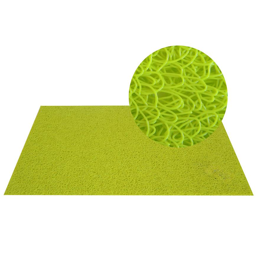Prostírání PVC, 45x30 cm, zelené