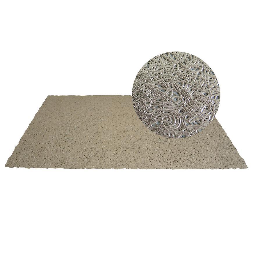 Prostírání PVC, 45x30 cm, zlaté