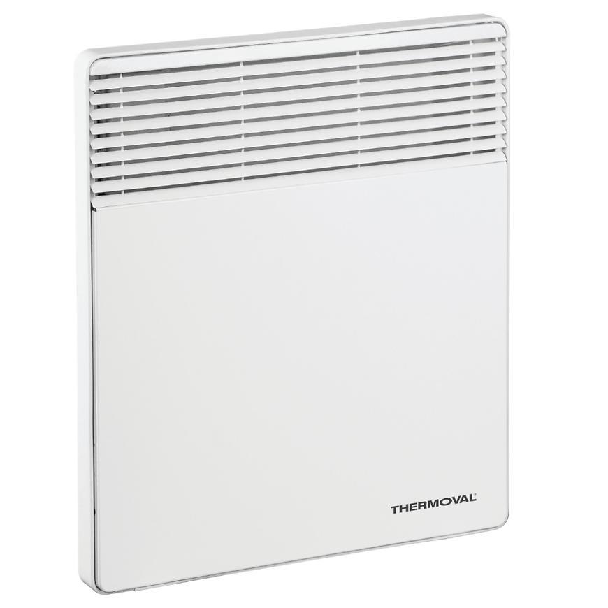 Konvektorový elektrický ohřívač T17 -500 W - IP24
