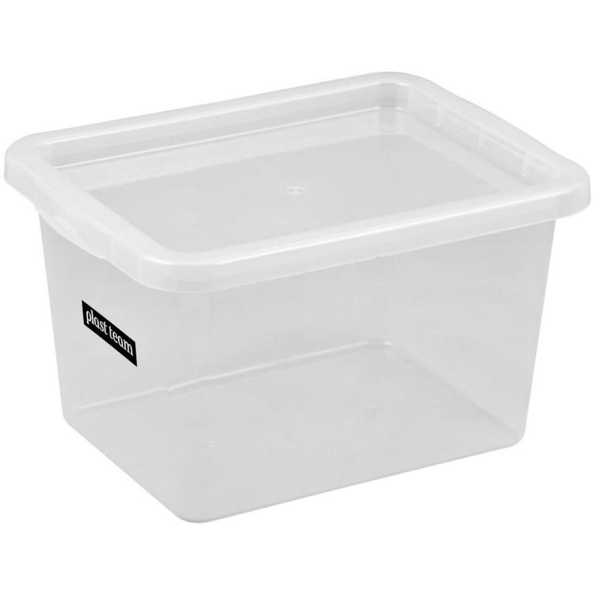 Krabice s víkem basic 15 l