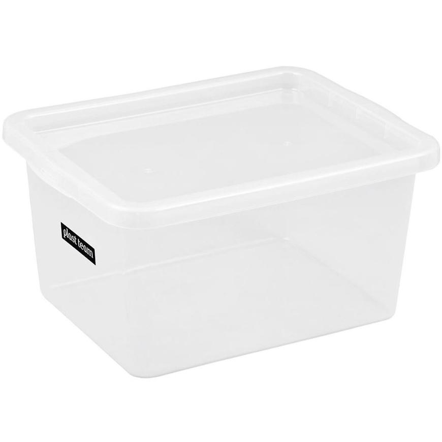 Krabice s víkem basic 52 l