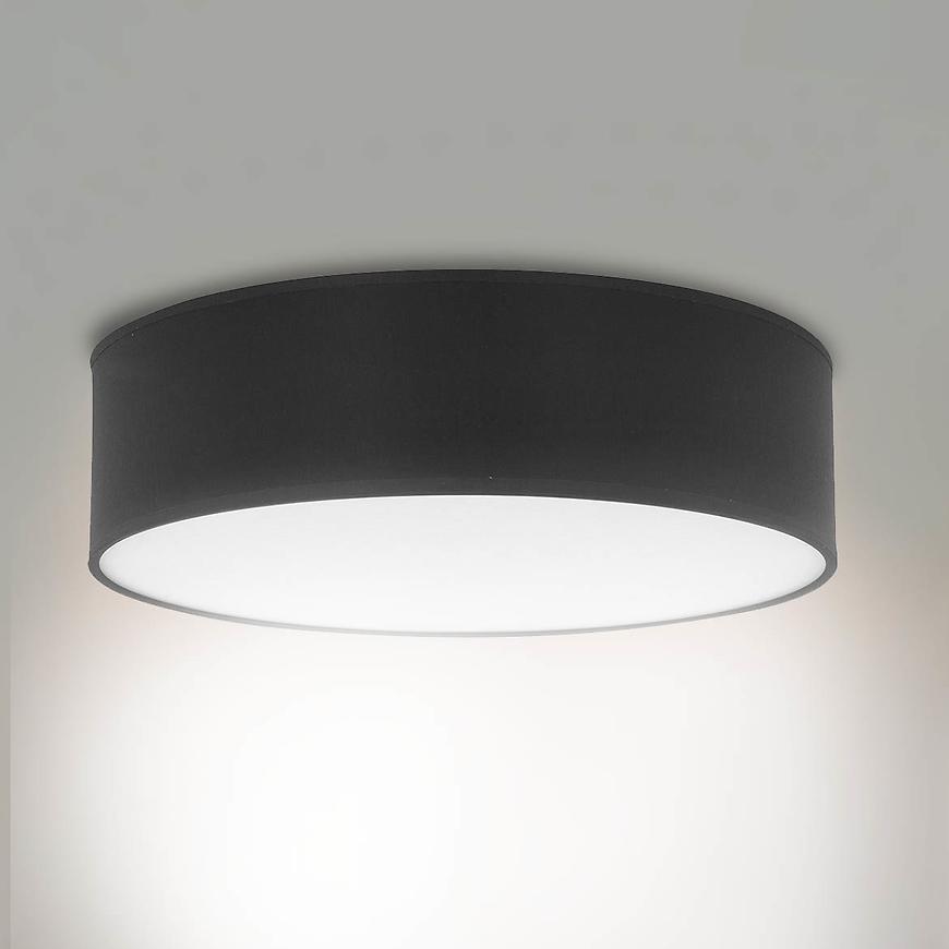 Svitidlo Rondo black 1587 LW4